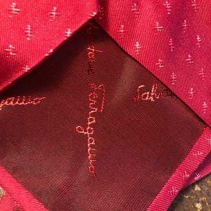 Salvatore Ferragamo Accessories - FERRAGAMO Silk Tie